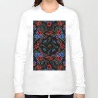 russian Long Sleeve T-shirts featuring Russian Style by Eduardo Doreni