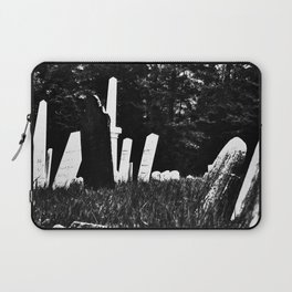 Womb To Tomb Laptop Sleeve