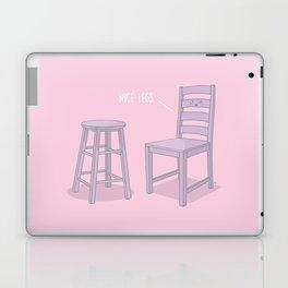 Nice Legs #kawaii #pink Laptop & iPad Skin