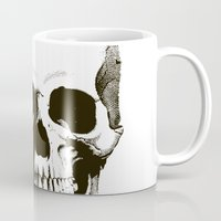 fig Mugs featuring Fig 1.1 by Steal This Art