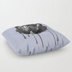 Shadowtrooper Melting 01 Floor Pillow