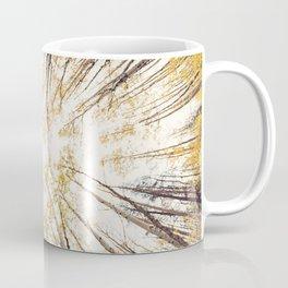 fall looking up Coffee Mug