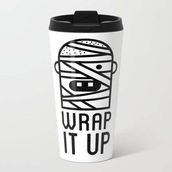Wrap it Up Metal Travel Mug