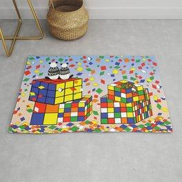 Rubix Panda Rug