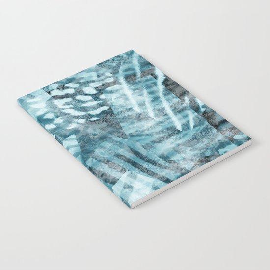 Blue safari Notebook