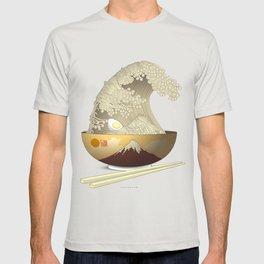 The Great Ramen Wave T-shirt