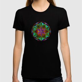 The Flower of Life (Sacred Geometry) 2 T-shirt
