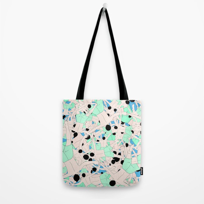 FALL ASLEEP Tote Bag