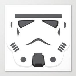 Storm Trooper - Starwars Canvas Print