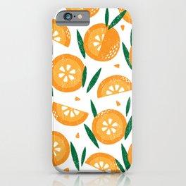 Fruit | Kumquat iPhone Case
