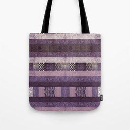 Quilt Top - Antique Twist Tote Bag