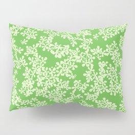 Florestan (Green) Pillow Sham