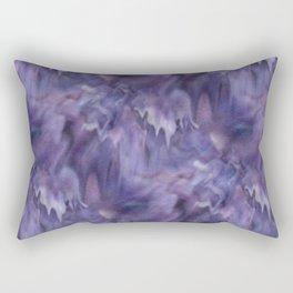 Drifted Paint Rectangular Pillow