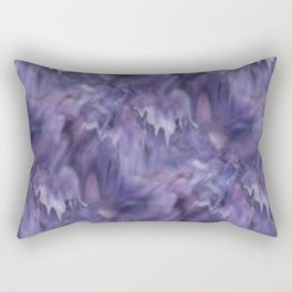 Drifted Paint Rectangular Pillow