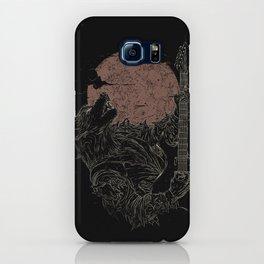 The Rock Werewolf iPhone Case