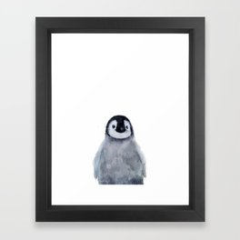 Little Penguin Framed Art Print