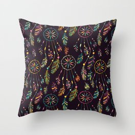 Dreamcatcher Throw Pillow