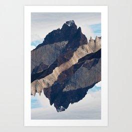 Land 37 Art Print