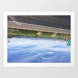 Beatiful Sky Veracruz Art Print