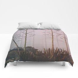 agava trees Comforters