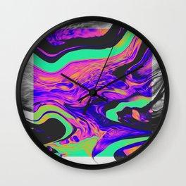 TRANSMISSION Wall Clock