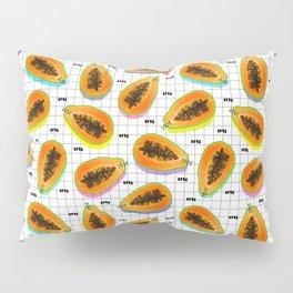 papaya Pillow Sham