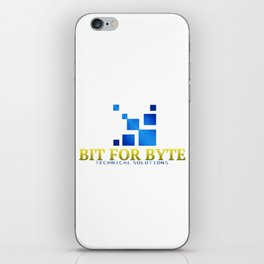 Bit for Byte iPhone Skin
