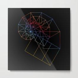 UNIVERSE 64 Metal Print