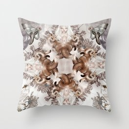 Animal Spirits: 1 Throw Pillow