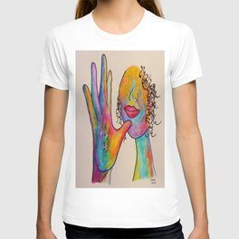 American Sign Language MOTHER T-shirt