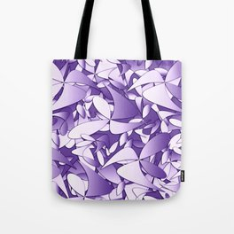 Pattern violet 211 Tote Bag