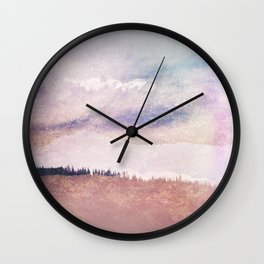 MM 323 . Sequoia x Sequoia Wall Clock