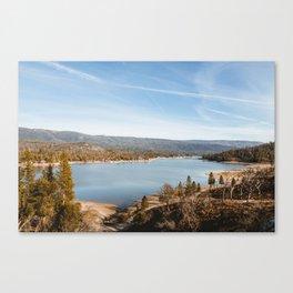 Bass Lake, California Canvas Print