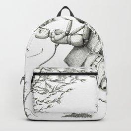 Organically inorganic Backpack