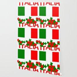 Italy  flag Wallpaper