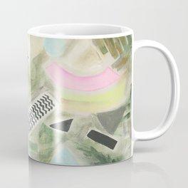 Pastel Garden Geo Milano Coffee Mug
