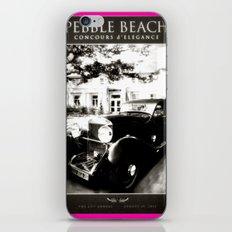 framed Aston Martin iPhone & iPod Skin