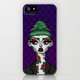 Cold-Blooded iPhone Case