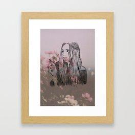 COMPTON VINTAGE Framed Art Print