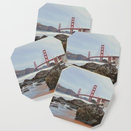 Golden Gate Bridge Coaster