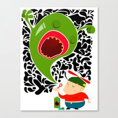 Blow for Kids Canvas Print