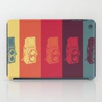 camera iPad Cases featuring Camera. by Tuky Waingan