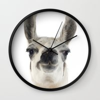 xmas Wall Clocks featuring MASON by Kali Laine Photography