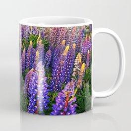 LUPINES FIELD Coffee Mug