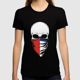 Chile Skull Shirt - Chile T-shirt