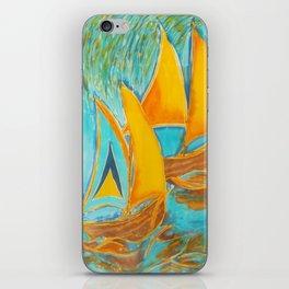 """St. Lucia"" iPhone Skin"