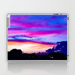 Hampton Sunset Laptop & iPad Skin