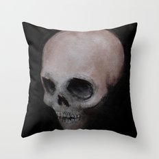 Bones X Throw Pillow