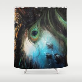 Gaia's Garden 2 Shower Curtain