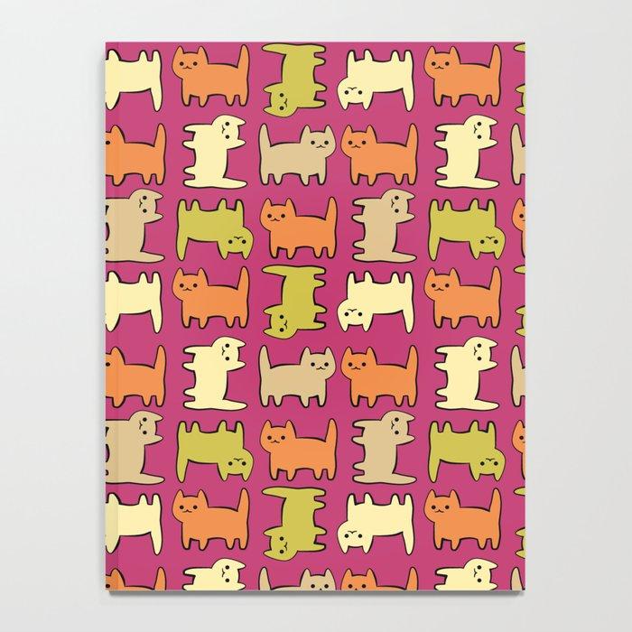 Cartoon Kitties Notebook